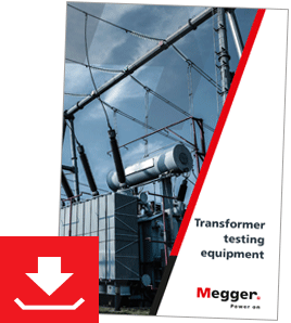 Request a copy of the transformer test equipment catalogue